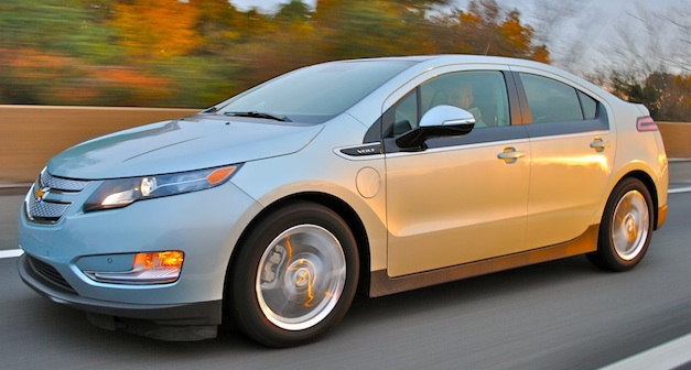 Review: 2012 Chevrolet Volt, can you live with it everyday?