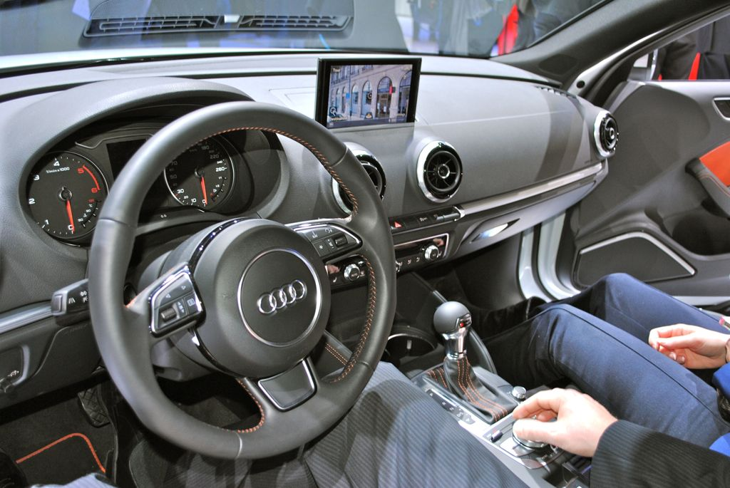 Related Keywords Suggestions For 2013 A3 Interior