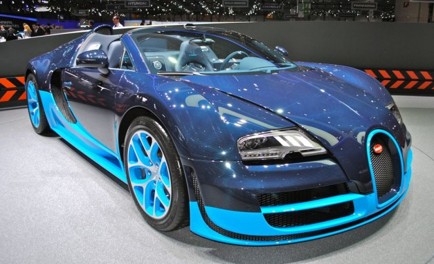 2012 Geneva: Don&#8217;t call it the Bugatti Grand Sport Super Sport&#8230; call it the Vitesse