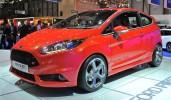 2012 Geneva: 2012 Ford Fiesta ST