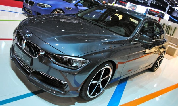 2012 Geneva: AC Schnitzer ASC3 Turbo is a 291-hp BMW 328i