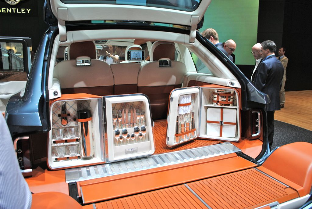 2012 Geneva Bentley Exp 9 F Suv Concept Egmcartech