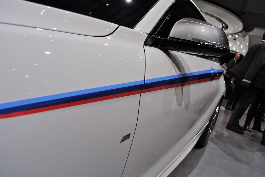 2012 Geneva: BMW M135i Concept - egmCarTech