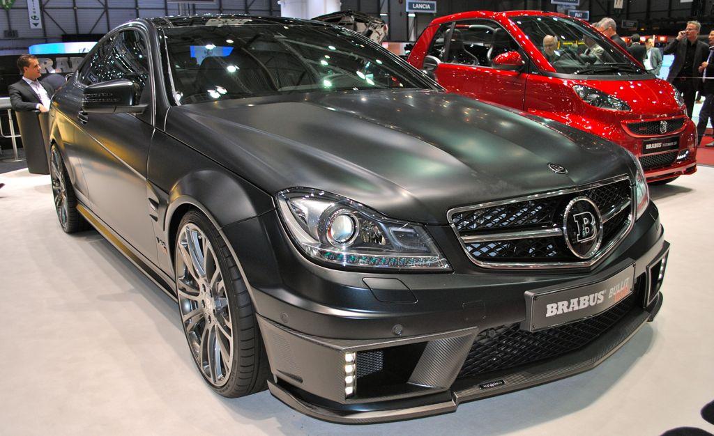 2012 Geneva: Brabus Bullit Coupe