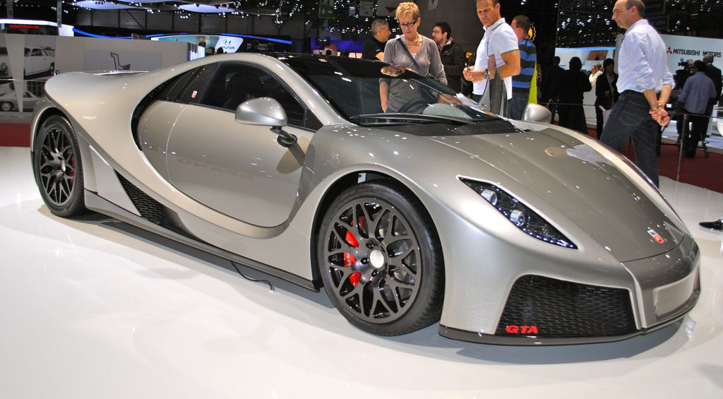 2012 Geneva: GTA Spano