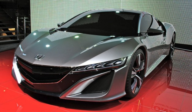 2012 Geneva: On that side of the world, they call it the Honda NSX