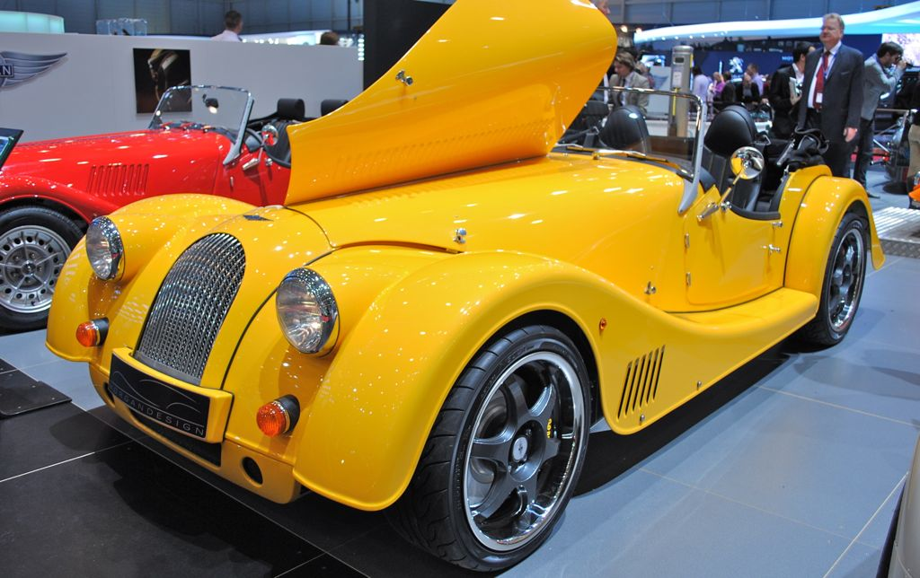 2012 Geneva Morgan Electric Plus E Concept