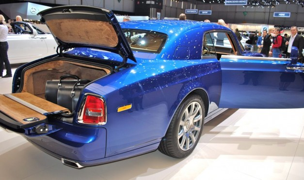Rolls-Royce Phantom Series II Coupe