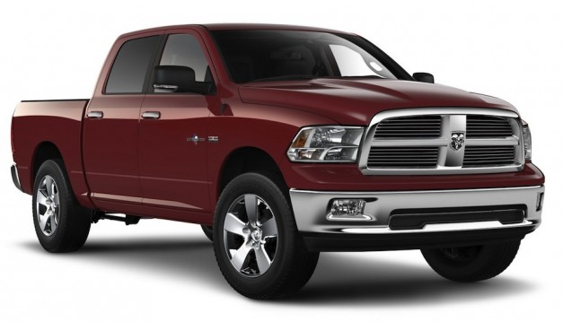 Only for Texas: 2012 Ram 1500 Lone Star 10th Anniversary