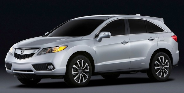 2013 acura rdx enters production in ohio goes on sale next month egmcartech. Black Bedroom Furniture Sets. Home Design Ideas
