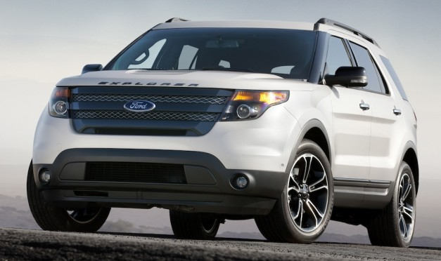 2013 Ford Explorer Sport makes 350-hp, meet the SHO version of the Explorer