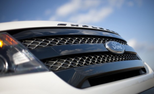 2013 Ford Explorer Sport