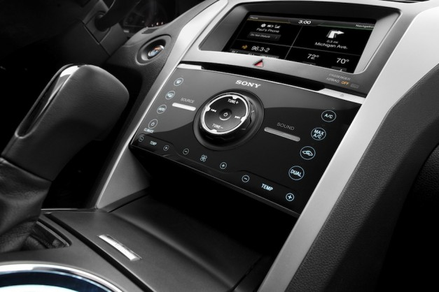 2013fordexplorersport 30 627x418 Report: Ford's Jim Farley responds to MyFord Touch system's poor reception