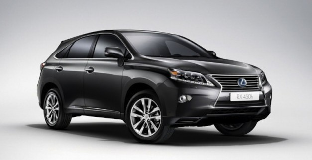 2013lexusrxleakage 02 627x323 2013 Lexus RX confirmed for Geneva debut, more pics get leaked