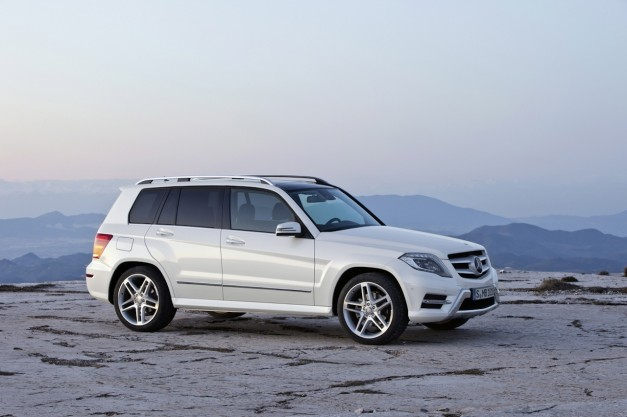 Report: The new Mercedes-Benz GLC is due to arrive very shortly