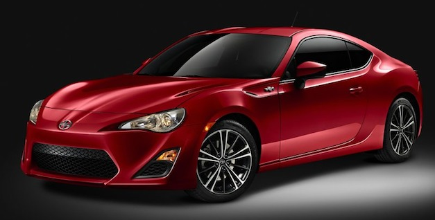 2013 Scion FR-S price starts at $24,930