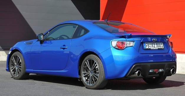 Report: 2013 Subaru BRZ hits 0 to 60 mph in 6.4 seconds during Motor Trend test