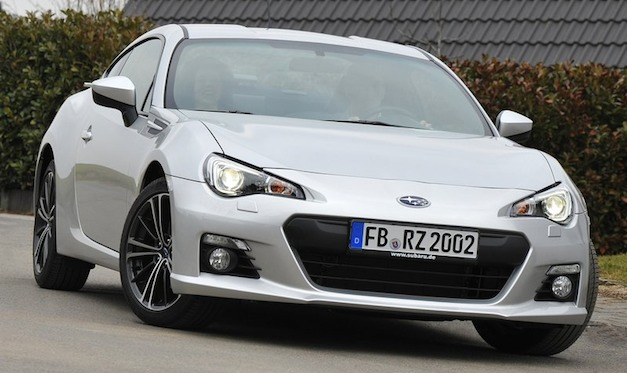 Report: New Subaru BRZ monthly sales quadrupling anticipated numbers in Japan