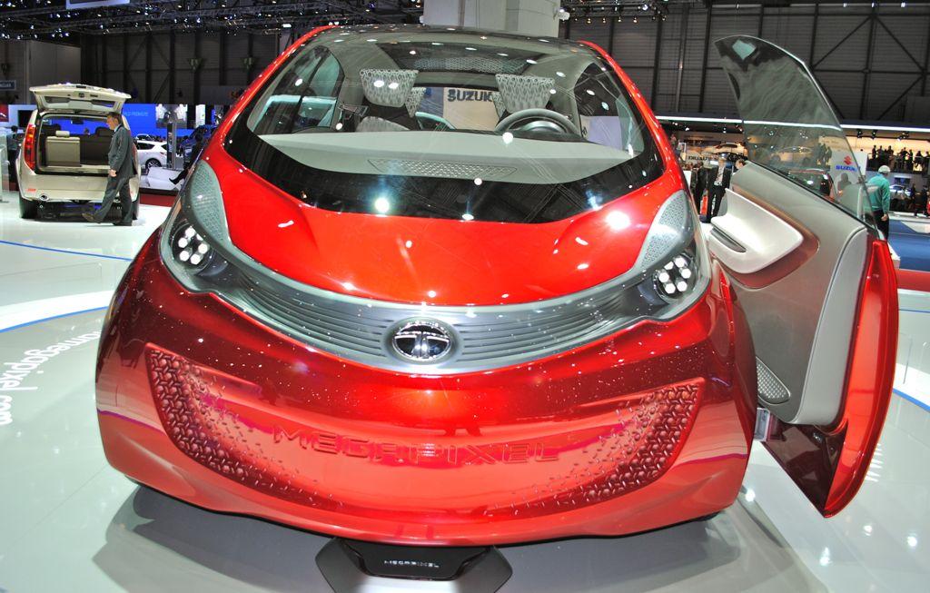 2012 Genvea Tata Megapixel Concept Egmcartech