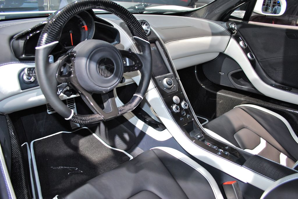 Very Best McLaren MP4-12C Interior 1024 x 685 · 130 kB · jpeg