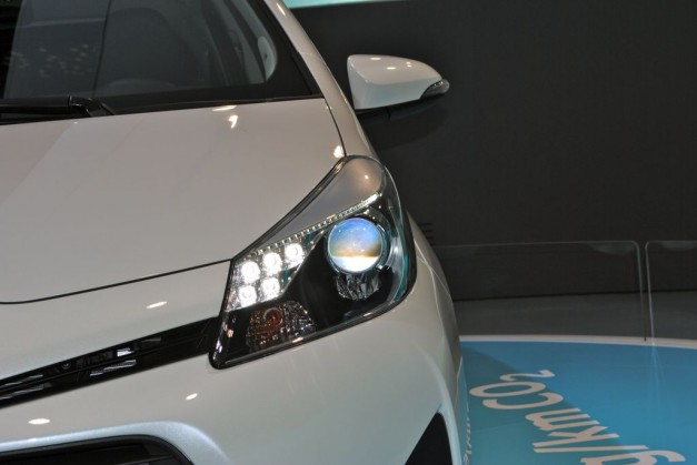 2012 Geneva: Toyota Yaris Hybrid