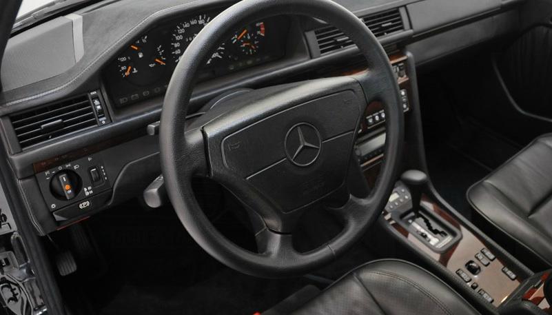 mercedesbenz w124 brabus 65 steering wheel egmcartech