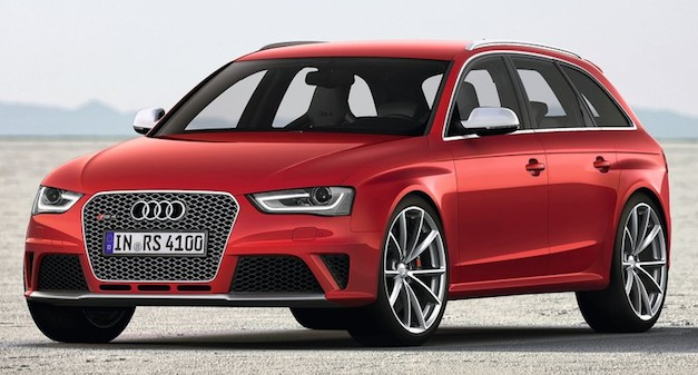 Report: Audi might be working on A4 Avant-based minivan