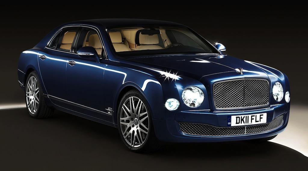 Bentley Mulsanne Executive