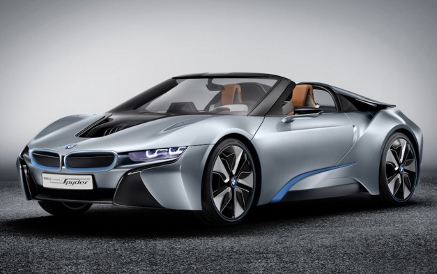BMW i8 Spyder Concept