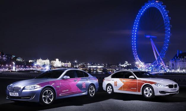 BMW London Olympics