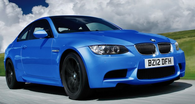 BMW M3 Limited Edition 500