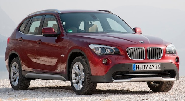 bmwx12012 2013 BMW X1, M6 Convertible convertible confirmed for New York Auto Show debut