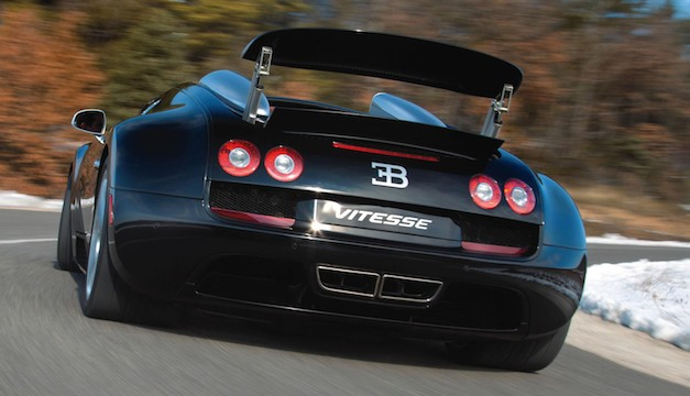Bugatti Veyron Gran Sport Vitesse specs released, top speed comes in at 254 mph
