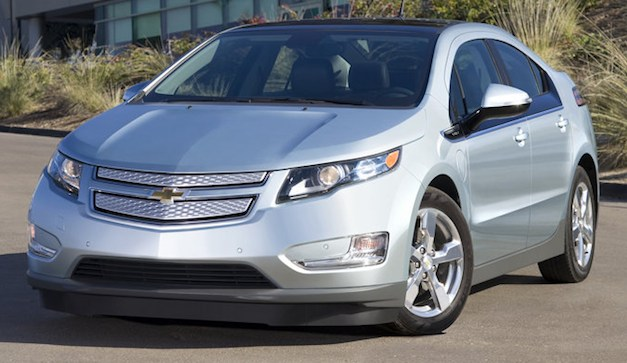 GM to put a halt on Chevrolet Volt production for 5 weeks