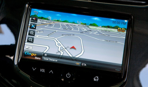 GoGoLink offers affordable navigation option for Chevrolet Spark, Sonic