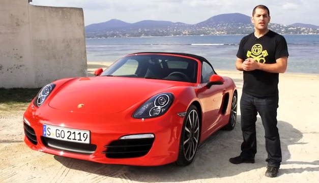 First Drive: 2013 Porsche Boxster S is totally redesigned, gets bigger but lighter