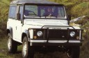 Land Rover Defender Old