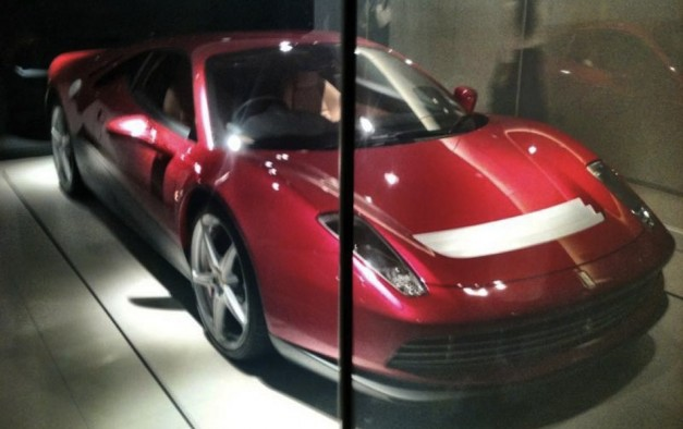 Ferrari builds Eric Clapton a custom built 458 Italia