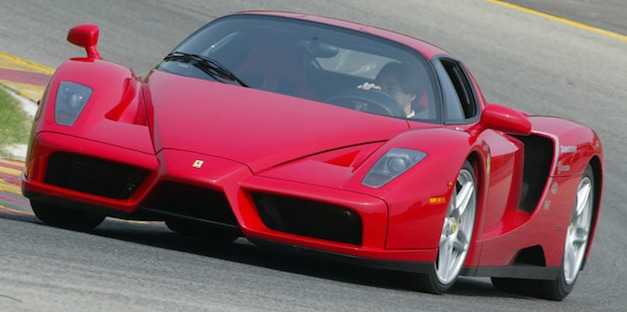 Report: Ferrari to show select group of customers Enzo replacement by end of 2012