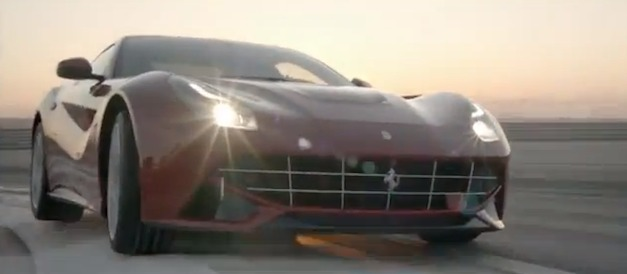 ferrarif12berlinettavideo Video: Ferrari F12 Berlinetta in action, world debut in Geneva