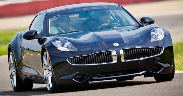 Report: Fisker Karma dies during Consumer Reports test