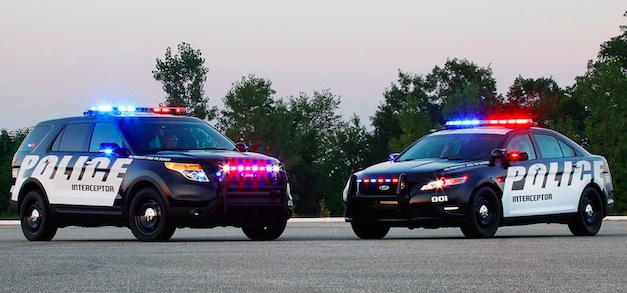 Ford Police Interceptors