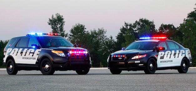 Ford Police Interceptors