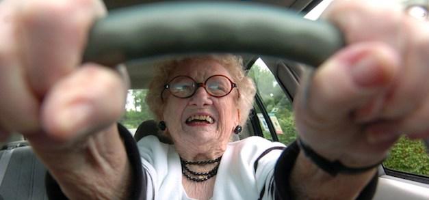 Grandma Driver