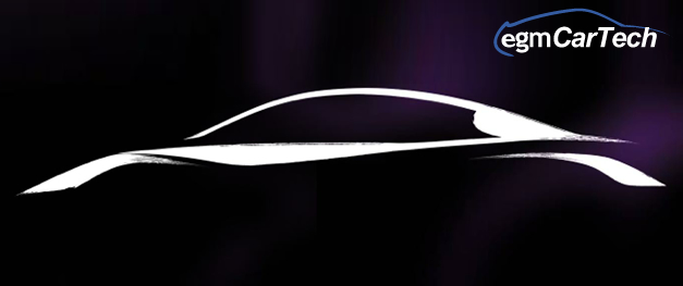 Infiniti Electric Sedan Teaser