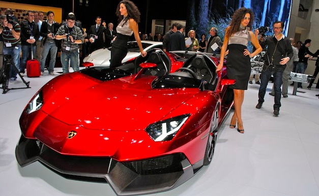 Lamborghini sales up, Gallardo is best selling, Aventador picking up traction