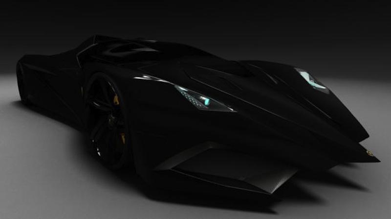 Lamborghini Ferruccio Concept Marc Hostler Egmcartech