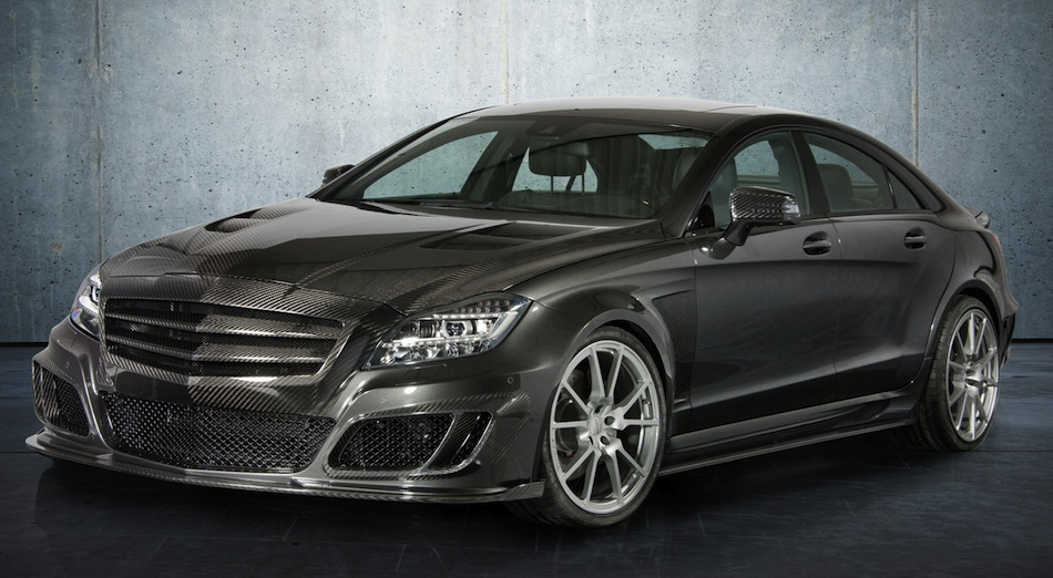 Mansory Mercedes-Benz CLS63 AMG