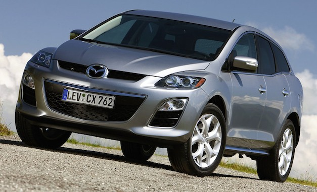 Report: Say goodbye to the Mazda CX-7 from the U.S.