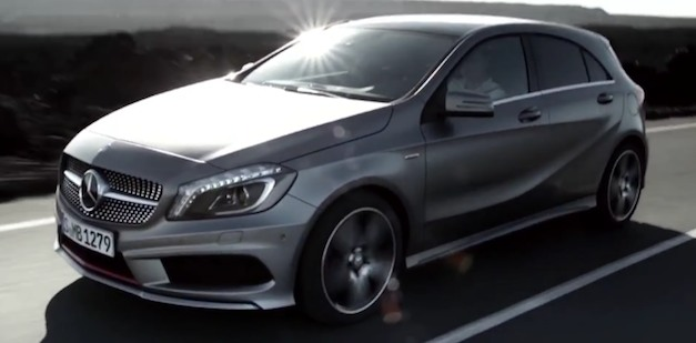 Mercedes-Benz A-Class Video